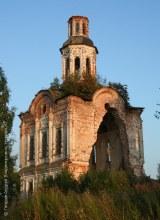 Дмитриевская церковь. Фото Петрова А.В. от 29.08.11