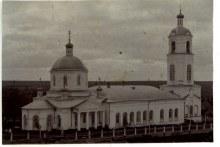 Церковь с. Пектубаево