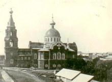 Александро-Невская церковь с.Уни