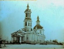 Церковь Вознесения Господня. Фото ГАКО