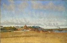 Художник П. Е. Сумароков. «Пейзаж» (1935 г.)