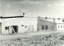 Строительство животноводческого комплекса. 05.1982 [Ом.рай.арх., ф.80]
