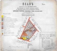 План поселенческого участка Верх-Ефимовского № 42 (ГАПК Ф.716.Оп.3.Д.2314)