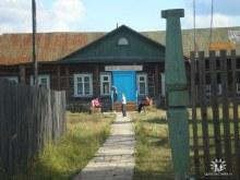 Начальная школа (фото из группы Нижняя-Турунья с сайта ok.ru)