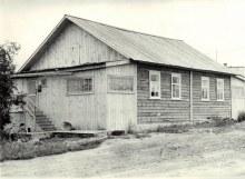 Новые жилые двухквартирные дома, июнь 1983 г. [Ом.рай.арх., ф.80]