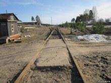 Железнодорожный переезд (фото с сайта www.vyatlag.ru)