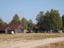 """Жилые дома (фото из группы """"Нижняя-Турунья"""" с сайта ok.ru)"""