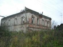 Фото Ел.Стародумовой. Бывшая школа. В ней учились  после революции.