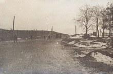 Дорога у комбината Искож 1941г