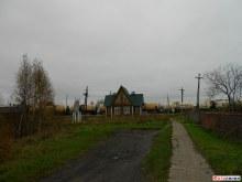 Ж/д вокзал. Вид со стороны поселка