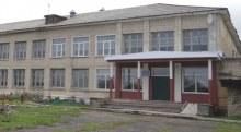Школа п. Октябрьский