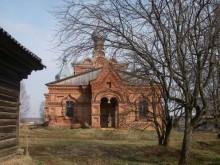 Ныр, Церковь Иоанна Златоуста. Год постройки: не ранее 1908