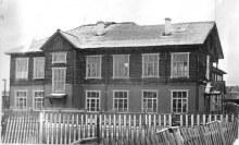 Школа 60-е годы