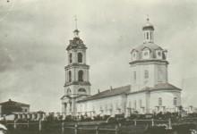 Спасская церковь села Уни
