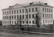 Средняя железнодорожная школа № 52