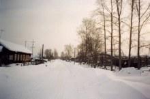 ул. Пионерская. Фото М. Гущин 2004 год