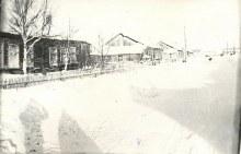 ул. Профсоюзная Фото Л.М. Гущиной  1974г.