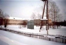 Средняя школа. Фото М. Гущин 2004 год