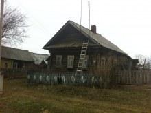 Дом из бывшего монастыря, перевезённый в с.Шешурга Тужинского р-на
