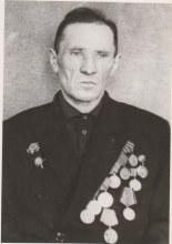 Петухов Александр Филатович (фотография из музея с. Коршик, предоставлена Пунгиной Л.Л.)