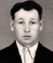 Усцов Геннадий Матвеевич (фото начала 1960-х годов)