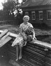 50-е годы, Алефтина Редькина.