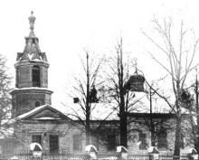 Николаевская церковь (1867–1941 гг.)