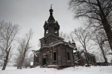 Андреевская церковь 2011