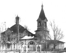 Петропавловская церковь (1864–1939 гг.)