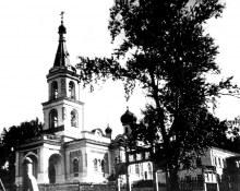 Афанасие-Кирилловская, Казанско-Богородицкая церковь (1878–1938 гг.)