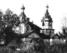 Александро-Невская церковь (1894–1936, 1944 гг. – Д)