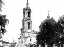 Успенская церковь ([1682]–1941, 1991 гг. – Д)