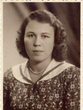 Узлова Тамара Андреевна. 1955г