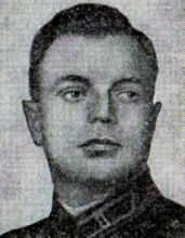 Герой Советского Союза Березин С.П.