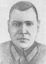 Герой Советского Союза Бердов Д.М.