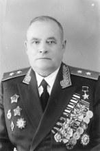 Герой Советского Союза Алферов И.П.