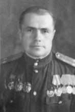 Герой Советского Союза Бахтин И.П.