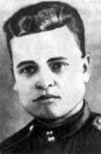 Герой Советского Союза Банников Б.Ф.