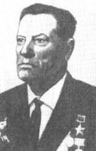 Герой Советского Союза Баранов М.П.