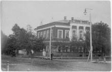 Дом купца первой гильдии Ф.Г. Чернова