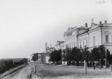 Вид на здание реального училища