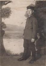 Апрель 1941 г. Архив Сычевой Е.В., двоюродной внучки