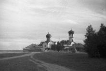 Церковь с. Желтые. 1958г.