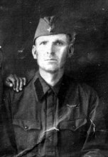 перед отправкой на фронт 1941