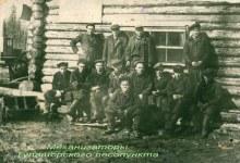 Механизаторы Тулашорского лесопункта
