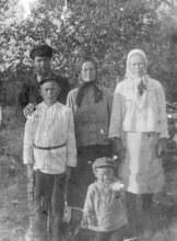 Скобёлкин Михаил Исаакович и его семья