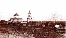 Спасская церковь, каменная, построена в 1882 – 1891 г.г.