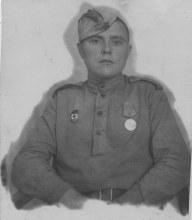 Вотяков Василий Павлович гв. рядовой 21 гв. мехбр