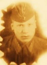 Окулов Аркадий Степанович, фото 1943 год
