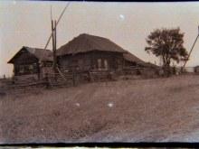 Дом Черанева И.А.  в 1960-х г.